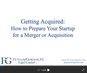 Getting Acquired: How to Prepare Your Startup for Merger or Acquisition